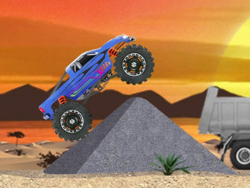 Play 4x4 Monster Now!