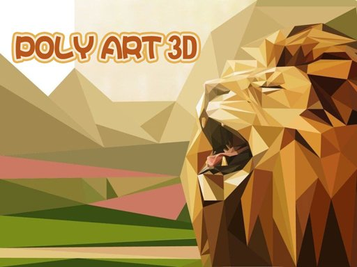 Play Poly Art 3D Now!