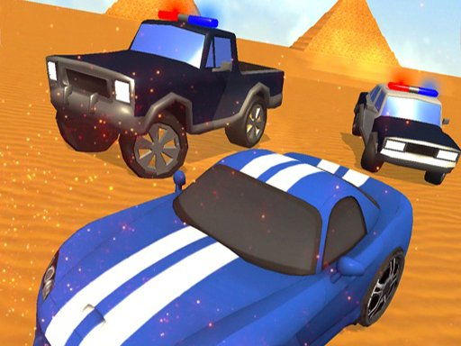 Play Endless Car Chase Now!
