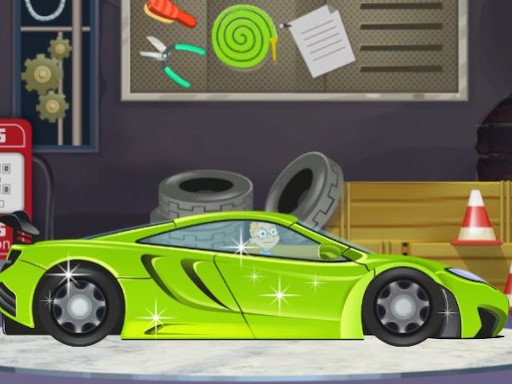 Play Autowasch-Salon Now!