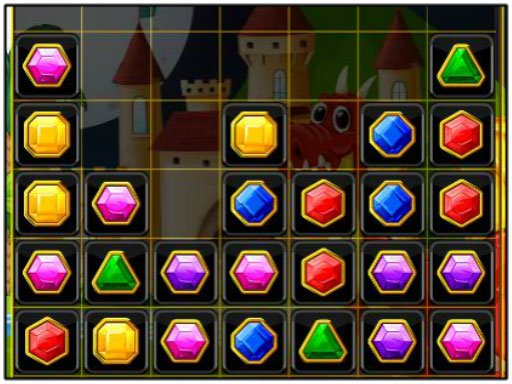 Play Royal Gems Deluxe Now!