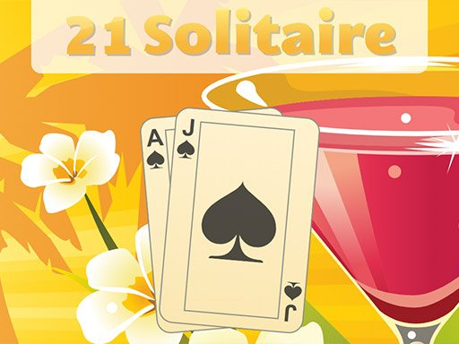 Play 21 Solitaire Now!