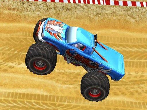 Play Monster Truck 3D Now!