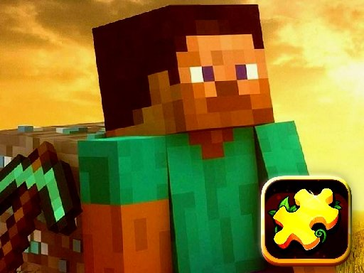 Play Minecraft Puzzle Time Now!