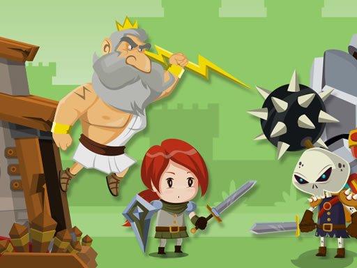 Play Defense Battle Now!