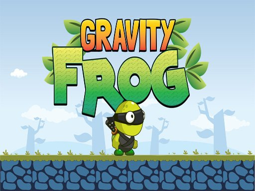 Play Gravity Frog Now!