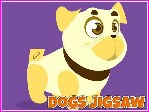 Play Dogs Jigsaw Now!