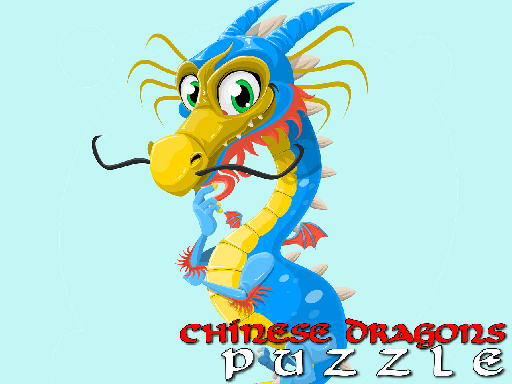 Play Chinese Dragons Puzzle Now!