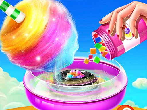 Play Cotton Candy Shop Now!