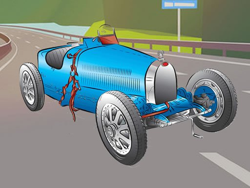 Play Vintage Cool Cars Memory Now!