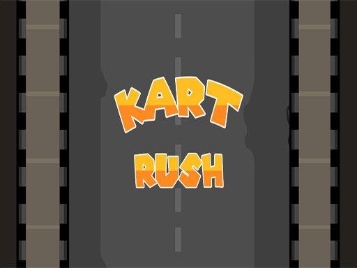 Play Kart Rush Now!