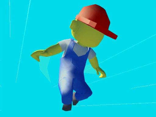 Play Parkour Run 3D.IO Now!