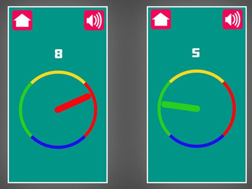Play Colorful Clock Now!