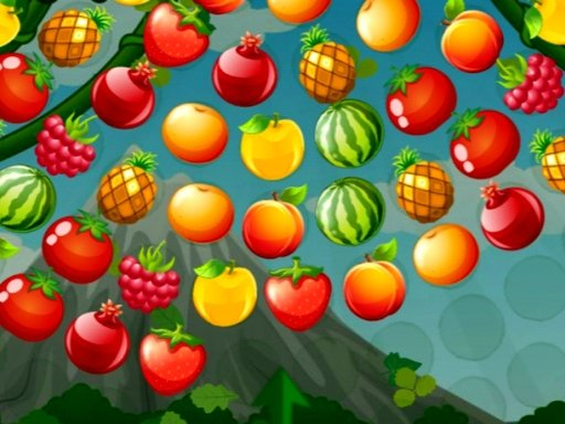 Play Bubble Shooter Fruits Wheel Now!