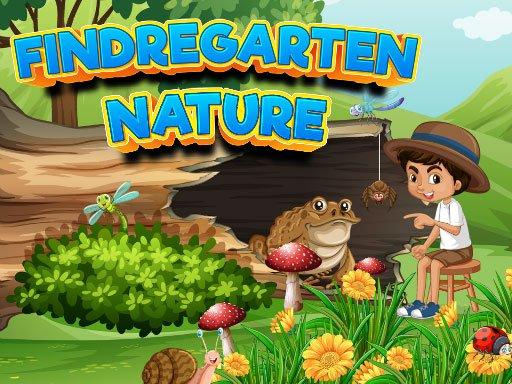 Play Findergarten Nature Now!