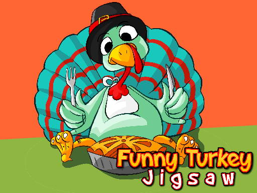 Play Funny Turkey Jigsaw Now!
