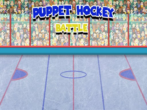 Play Puppet Hockey Now!