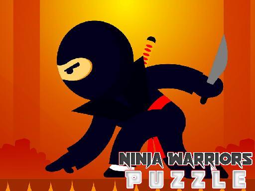 Play Ninja Warriors Puzzle Now!