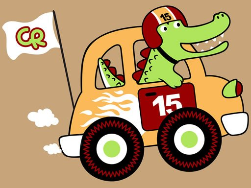 Play Fast Racing Cars Coloring Now!