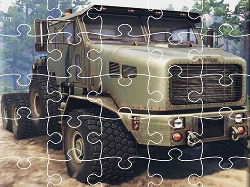 Play Offroad Trucks Jigsaw Now!