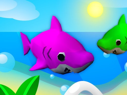 Play BabyShark.io Now!