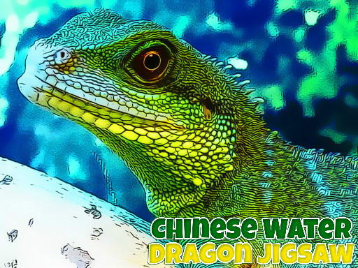 Play Chinese Water Dragon Jigsaw Now!
