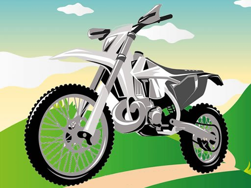 Play Super Fast Motorbikes Jigsaw Now!