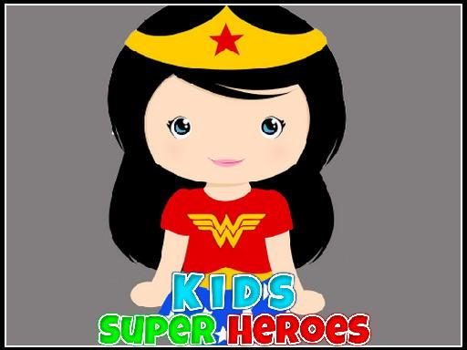 Play Kids Super Heroes Now!