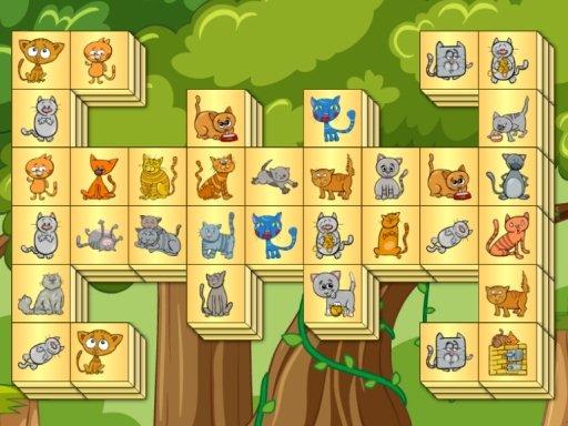 Play Cats Mahjong Now!