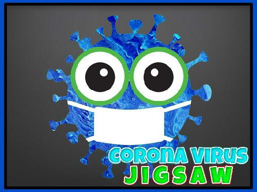 Play Corona Virus Jigsaw Now!