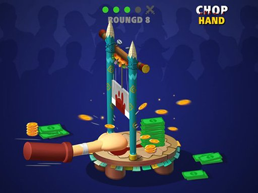 Play Chop Hand Now!