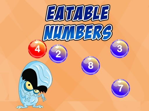 Play Eatable Numbers Now!