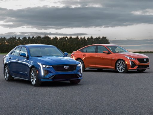 Play Cadillac CT4-V Jigsaw Puzzle Now!