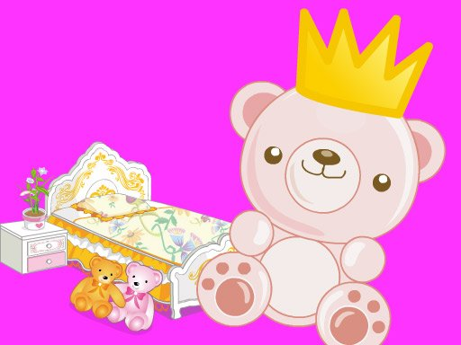 Play Princess Cutesy Room Decoration Now!