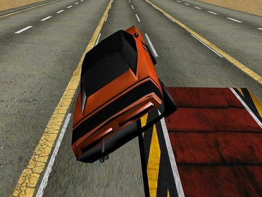Play Two Wheel Stunts SupeR Car Now!