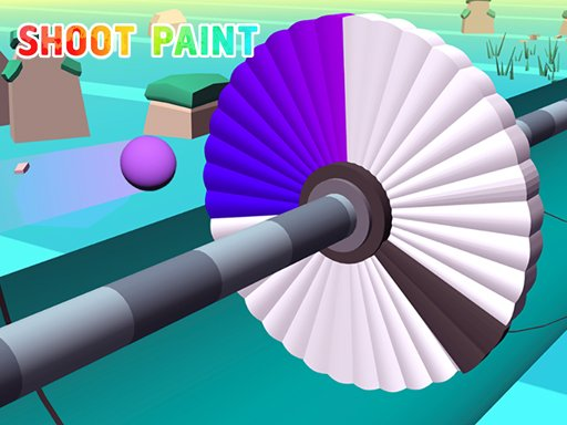 Play Shoot Paint Now!