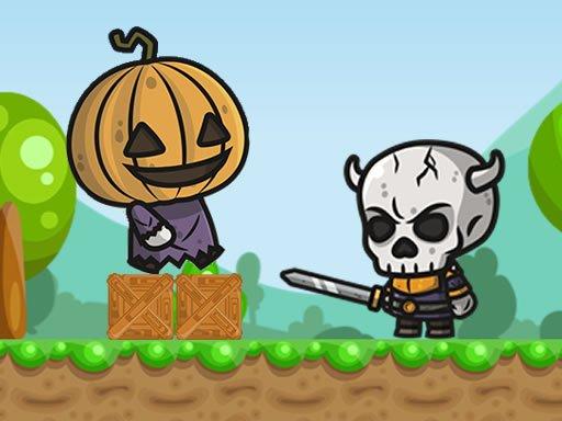 Play Running Pumpkin Now!