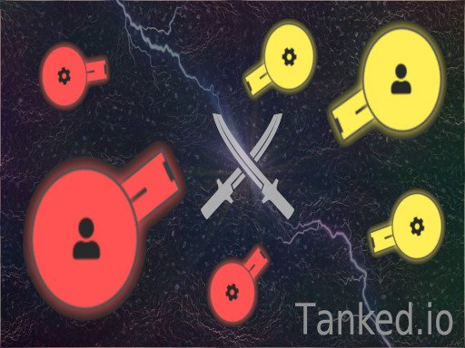 Play Tanked.io Now!