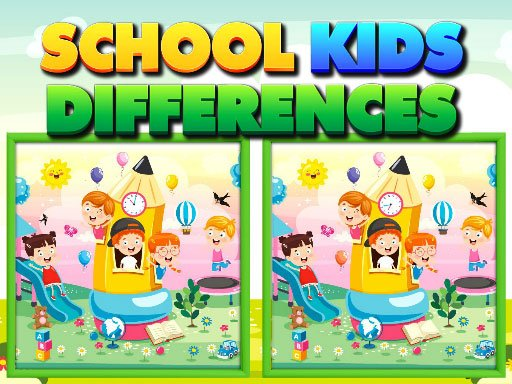 Play School Kids Differences Now!