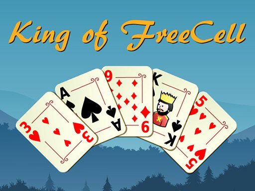 Play King of FreeCell Now!