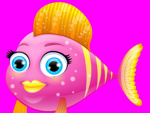 Play My Little Baby Fish Now!