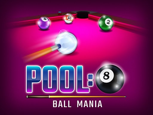 Play Pool: 8 Ball Mania Now!