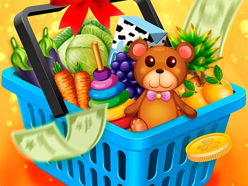 Play Kids Go Shopping Supermarket Now!