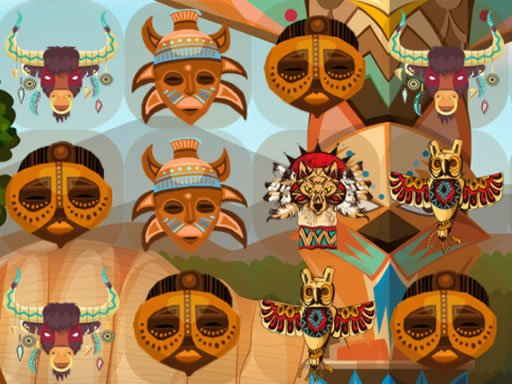 Play Totem Match 3 Now!