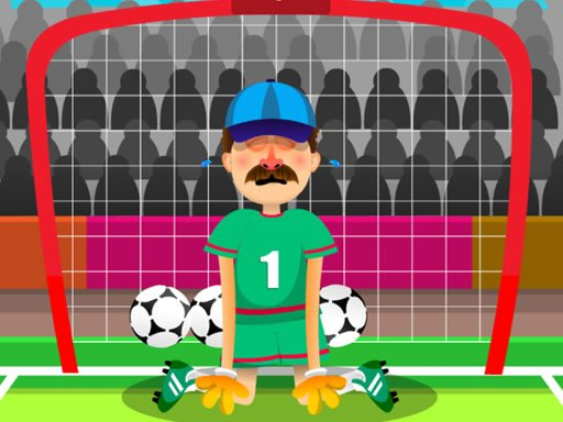 Play Goal Keeper Now!