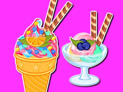 Play Cooking Ice Cream And Gelato Now!