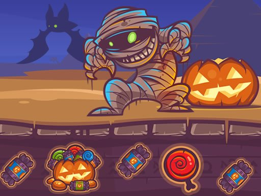 Play Mummy Candy Treasure Now!