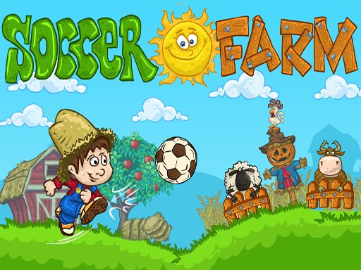 Play Soccer Farm Now!