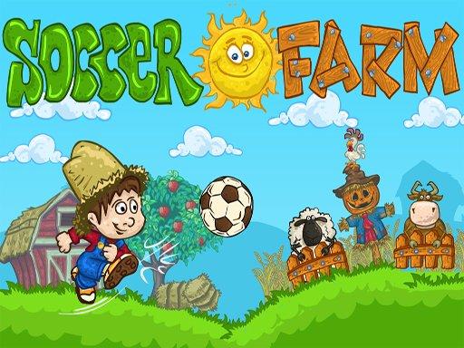 Play Soccer Farm Now!