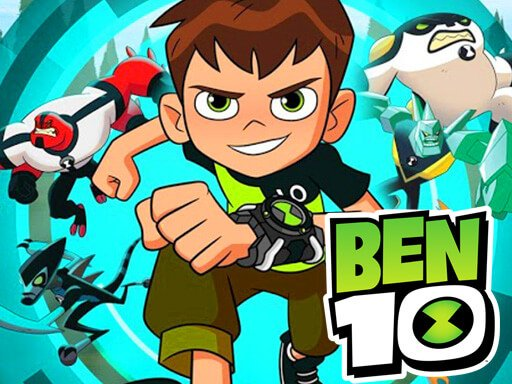 Play Ben 10 Run Now!